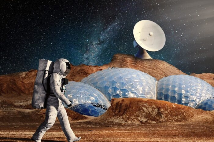 Mars a backup world for Rich? incase of Bio War, Viruses, Catastrophic event?